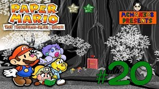 Let's Play! - Paper Mario: The Thousand-Year Door Part 20: Runaway Couple