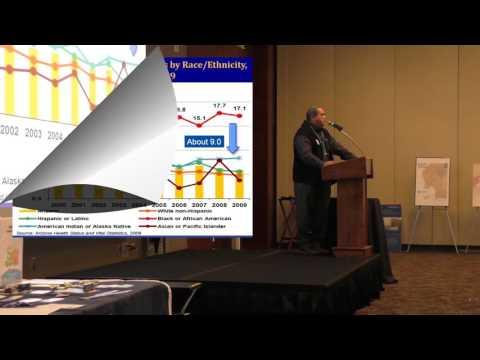 NAU CAIED Tribal Economic Outlook Conference 2016:   Dr. Manley Begay, Jr.