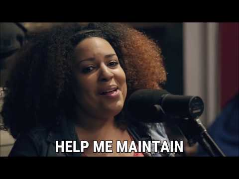 Maintain - Jonathan McReynolds ft. Chantae Cann Lyrics (Lyric Video)