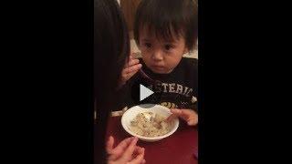 【市川海老蔵】れいかお母さんと赤ちゃんかんげん(動画) 2015/02/10