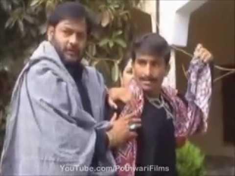 New Funny Pothwari Drama Ladla Puttar Part 12