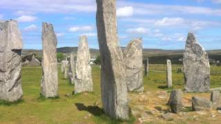 Cinematic Scotland's Brave Tour: Callanish Standing Stones