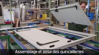 Art & Fenêtres - unité de production volets