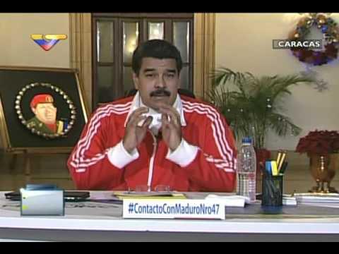Maduro: El Ciclo SonARA va muy bien pero debería tener más cobertura de televisión