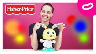 Робот Бибо Fisher Price. Обзор интерактивной игрушки для детей