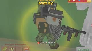 Pixel gun 3d 1 ep the best way  to  earn coins
