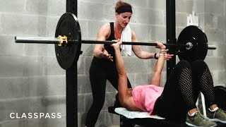 The Training Lab: Group Strength Training Workout Classes | Behind the Studio | ClassPass