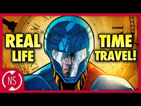 The MIND-BLOWING Time Travel Science of X-O MANOWAR!    Comic Misconceptions    NerdSync