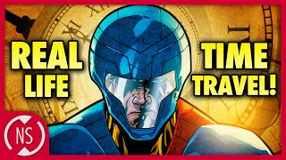 The MIND-BLOWING Time Travel Science of X-O MANOWAR! || Comic Misconceptions || NerdSync