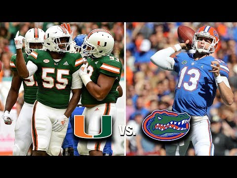 Stichiz - Canes vs Gators