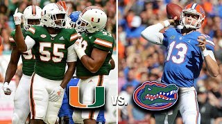 Miami Hurricanes vs Florida Gators: 2019 Game Preview