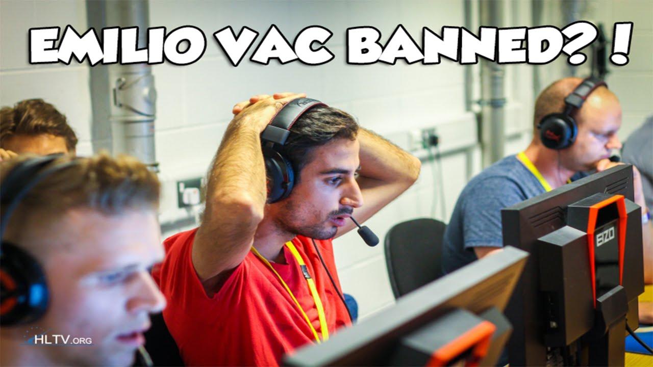 Emilio Vac Banned