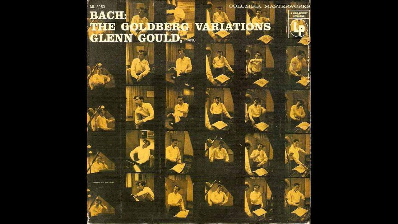 hd bach 39 s goldberg variations glenn gould 1955 record bwv 988 youtube. Black Bedroom Furniture Sets. Home Design Ideas