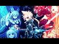 Armed Blue Gunvolt|蒼き雷霆 ガンヴォルト  Drama CD(Acura/Cyan/Ouaka Stories){RAW}