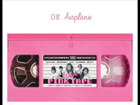 f(x) - Pink Tape [FULL ALBUM]