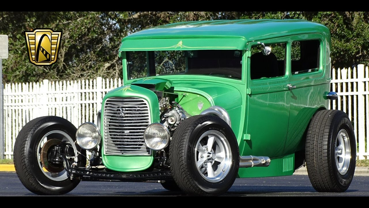 Ford Model A Hot Rod Gateway Classic Cars Youtube