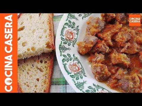 Carne en salsa receta f cil y sencilla youtube Menu comida casera