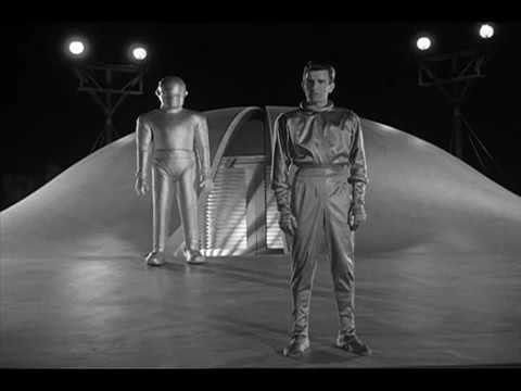 "LUX RADIO THEATER ""THE Day the Earth Stood Still.with  Michael Rennie"