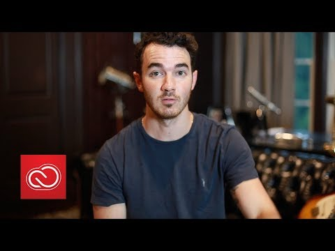 Kevin Jonas: What You Won't Learn in School | Adobe Creative Cloud