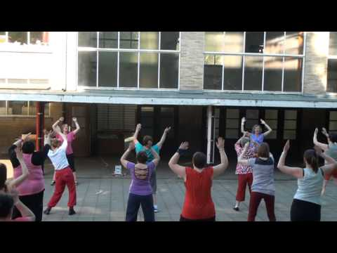 Zumba Gold – Warm up 2 – Daddy Yankee – Limbo (Zumba a Liege)