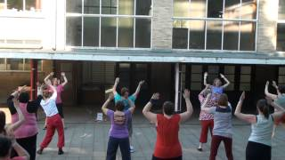Zumba Gold - Warm up 2 - Daddy Yankee - Limbo (Zumba a Liege)