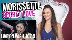 "Vocal Coach Reacts to Morissette - ""Secret Love Song"""