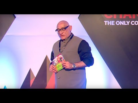 An extra step changes everything | Anil Singh | TEDxPanchgani