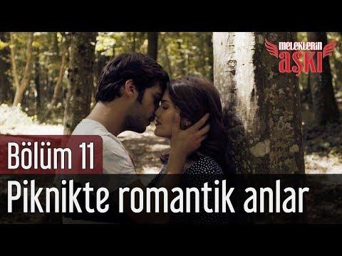 Meleklerin Aşkı 11. Bölüm (Final) - Piknikte Romantik Anlar