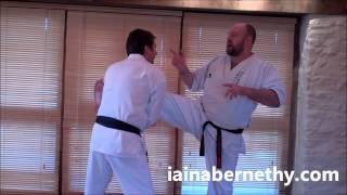 Practical Kata Bunkai: Unsu & Kanku-Sho Jumps
