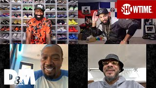 Timbaland & Swizz Beatz: Hip-Hop Icons & Verzuz Innovators | Ext Interview | DESUS & MERO | SHOWTIME