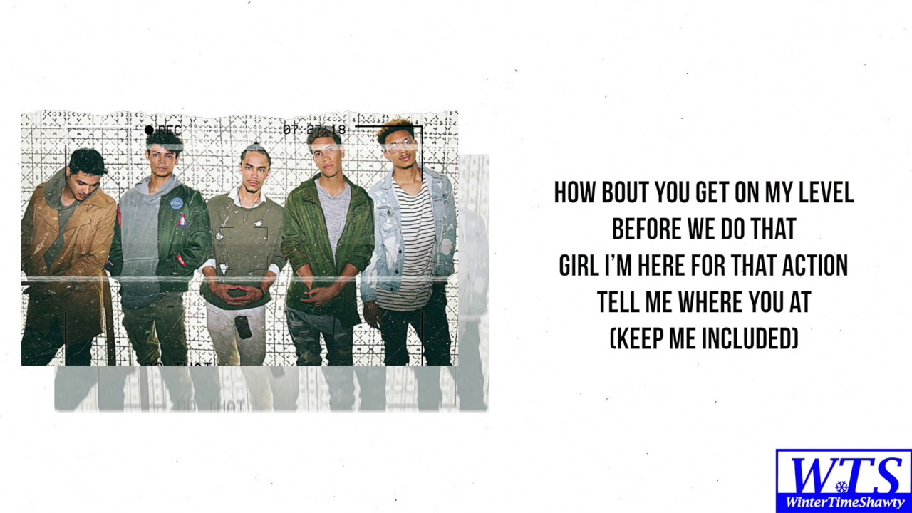 B5 - Do That (Lyrics) - YouTube