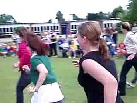 West Winch Primary School Sports Day
