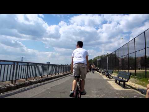 Simiams Life - Ep. 2: Hudson Bay NYC Bike Ride