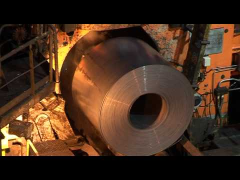 How steel is produced