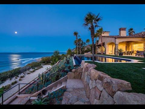 """Ocean Top Spanish Estate"" | An incomparable retreat in Malibu's exclusive Marisol community"