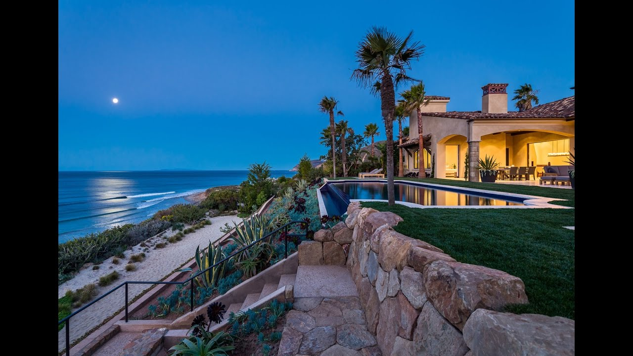 """Ocean Top Spanish Estate"" 