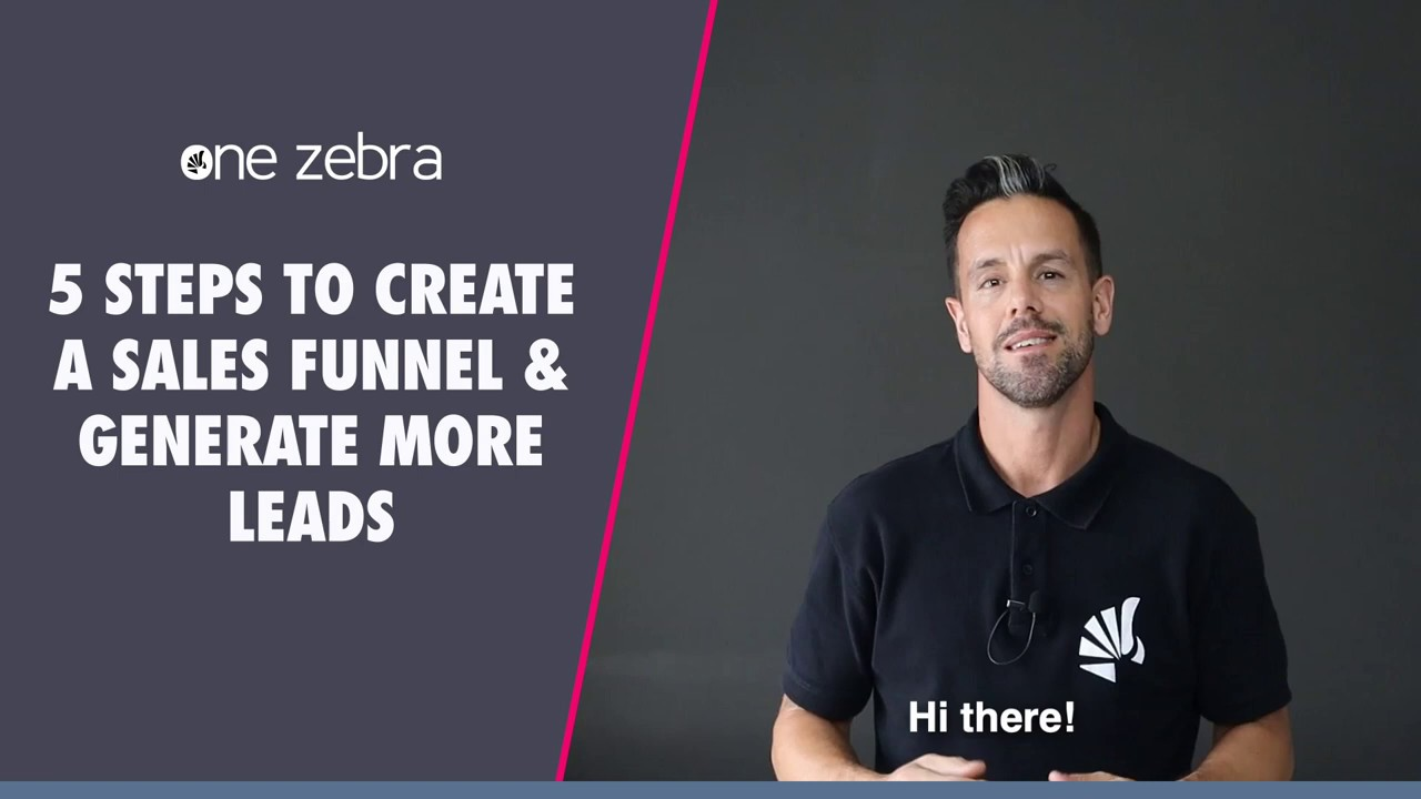 5 Steps to Create a Winning Sales Funnel