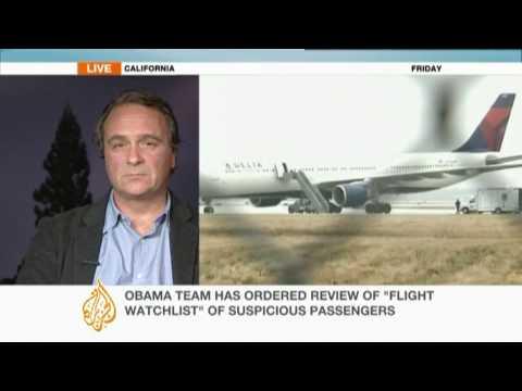 Airport security 'not effective' - 29 Dec 09