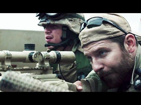 'American Sniper' Bashed As Pro-War Anti-Muslim Propaganda