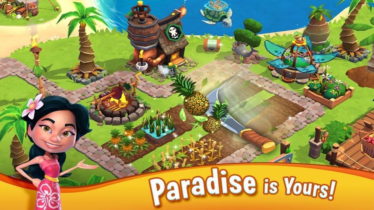 Секретный остров в зомби ферме, чаво: Троянский и Лилипутский острова в мобильной ЗФ 14 фотография