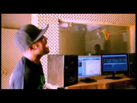 DR.CRYME - Always Be Me (in the studio).