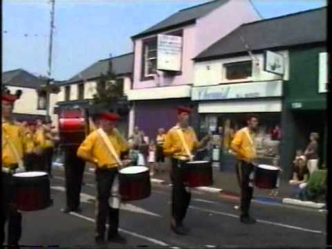 South Belfast Young Conquerors Parade 1999