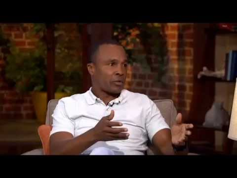 Sugar Ray Leonard On Mayweather Vs. Pacquiao Fight, Ending Diabetes