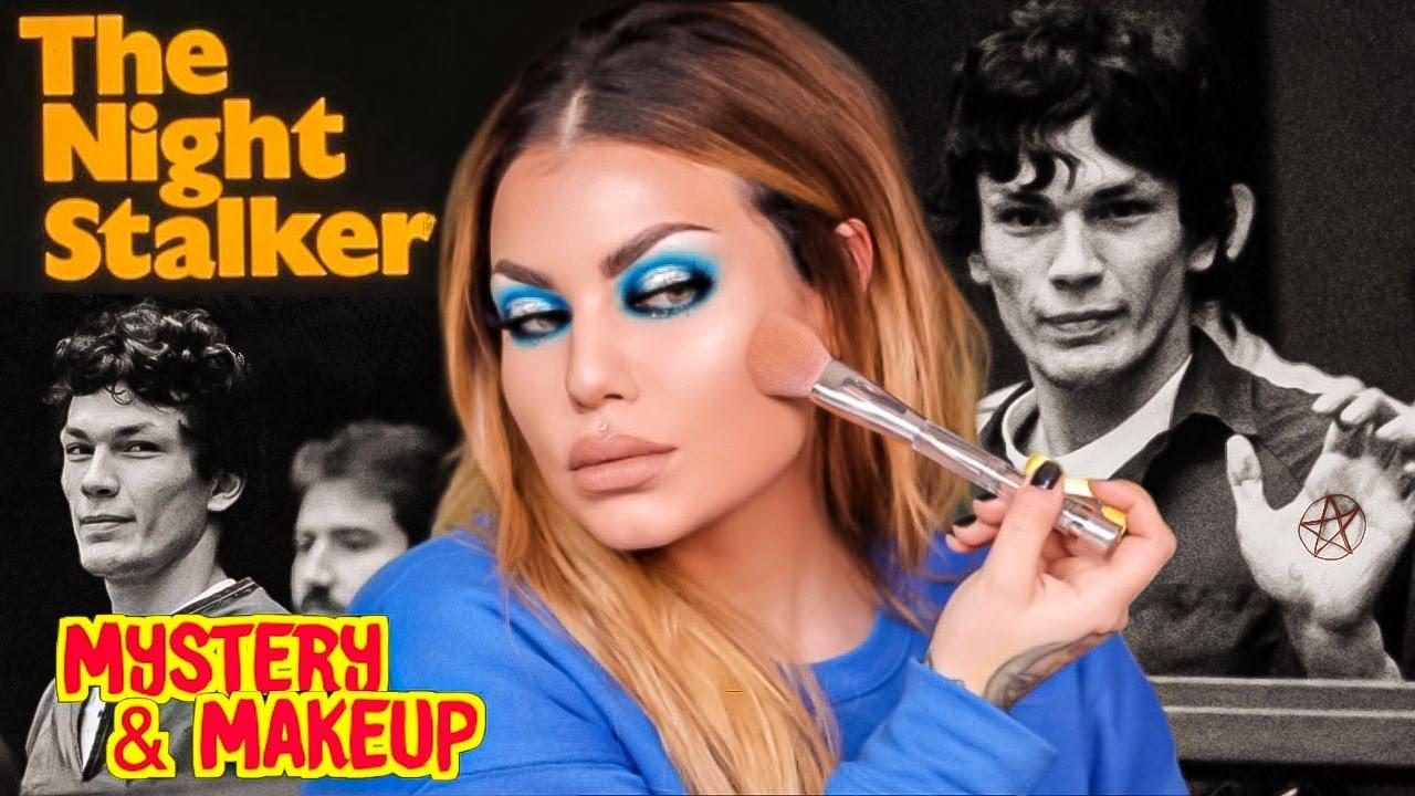 The Night Stalker : Richard Ramirez | Mystery & Makeup GRWM | Bailey Sarian