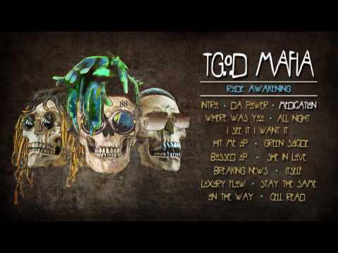 Juicy J, Wiz Khalifa, TM88 - Medication (Audio)