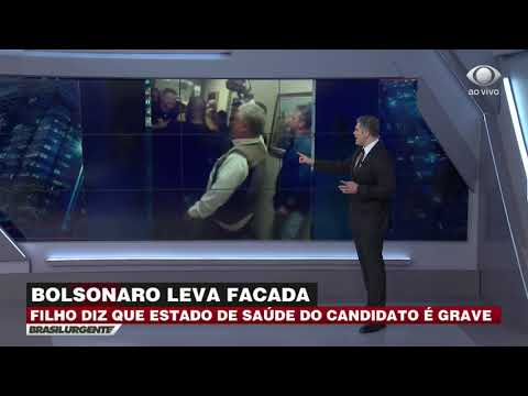 Bolsonaro passa por cirurgia em MG