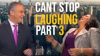 News Reporters Cant Stop Laughing Part 3