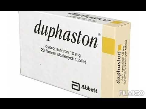 هل دواء دوفاستون يساعد على الحمل Youtube