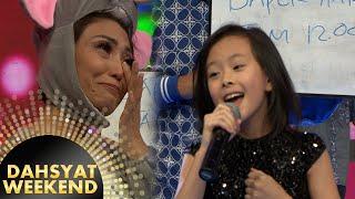Ayu Dewi Menangis Diiringi Lagu Clarice Cutie [DahSyat] [10 September 2016]