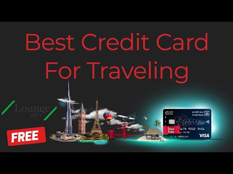 Best Credit Card For Traveling | Al Rajhi Travel Plus Card Review